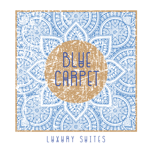 Blue Carpet Suites Logo - Hotel Marketing