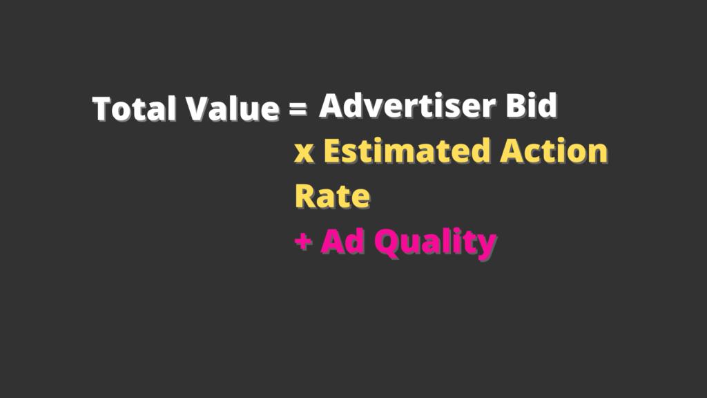 Facebook Instagram total Value Ads