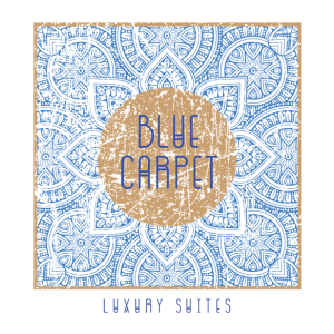 Blue Carpet Suites Logo - Hotel Marketing