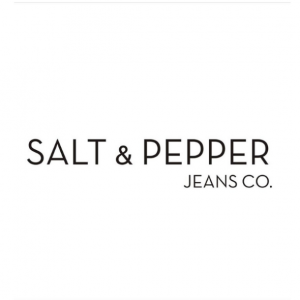 salt and pepper jeans logo digital marketing